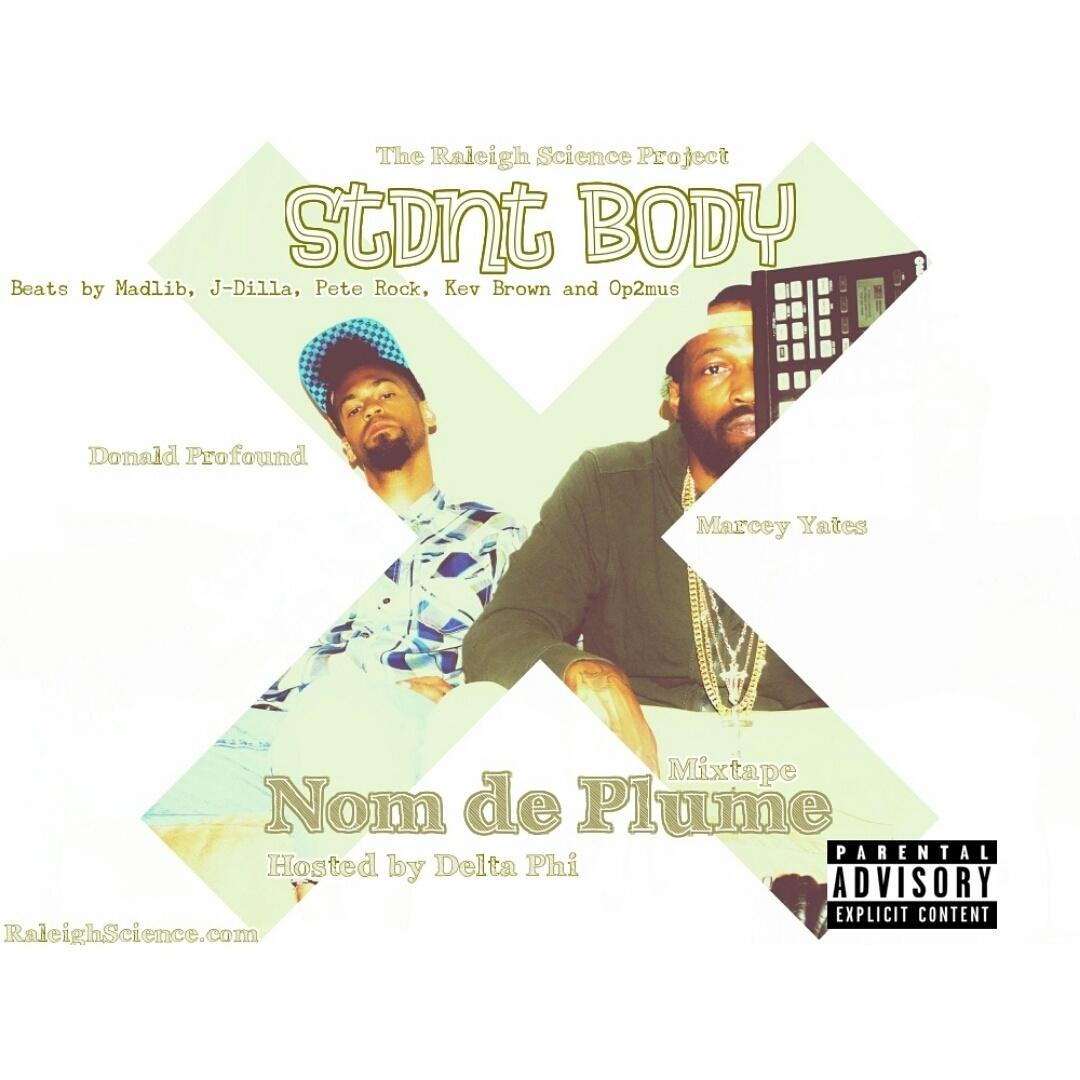 "Op2mus and Xoboi (Stdnt Body) Drop ""Nom de Plume"" Mixtape"