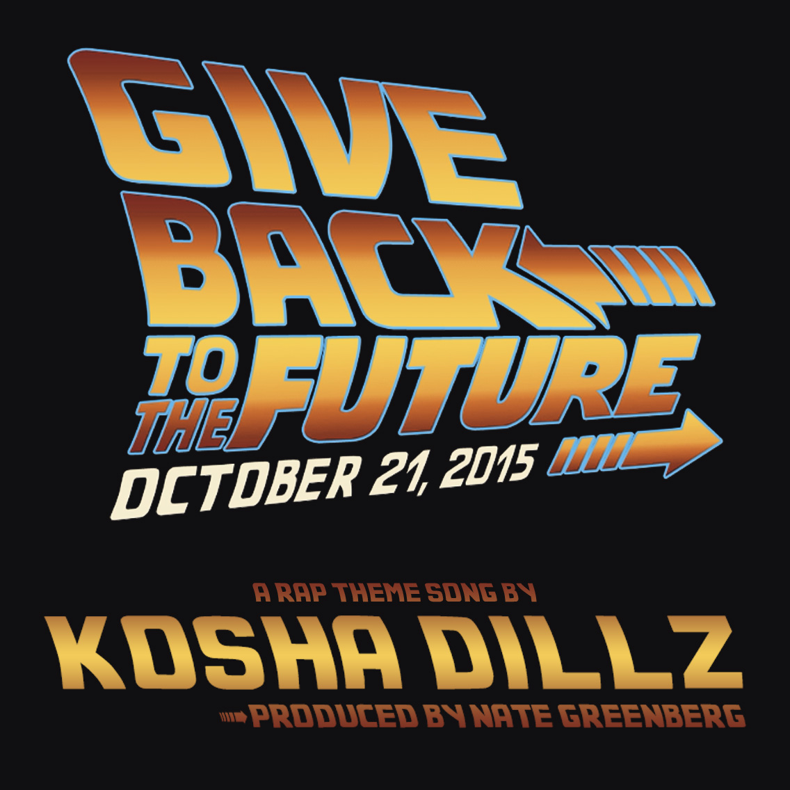 Listen to the Back to the Future Rap Song