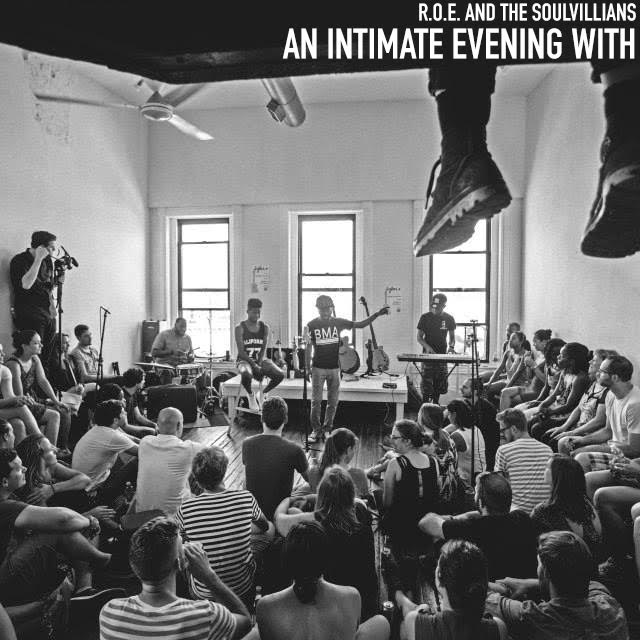 """R.O.E. Drops Surprise """"An Intimate Evening With"""" EP"""