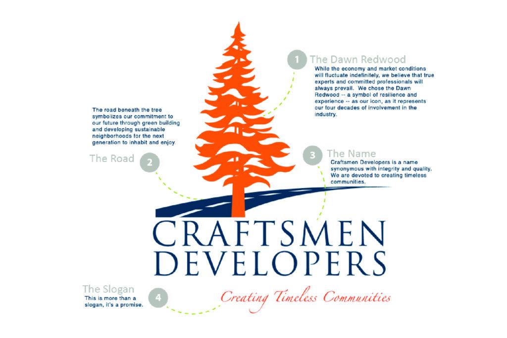 Craftsmen Logo Story