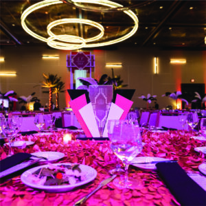 Event Table Scape