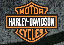 Harley Daidson Poster