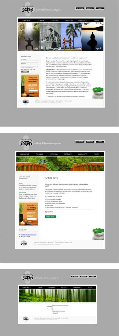 Satori Website