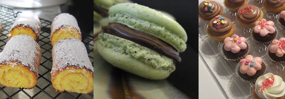 Petit Fours | Pastries | Mini Cupcakes