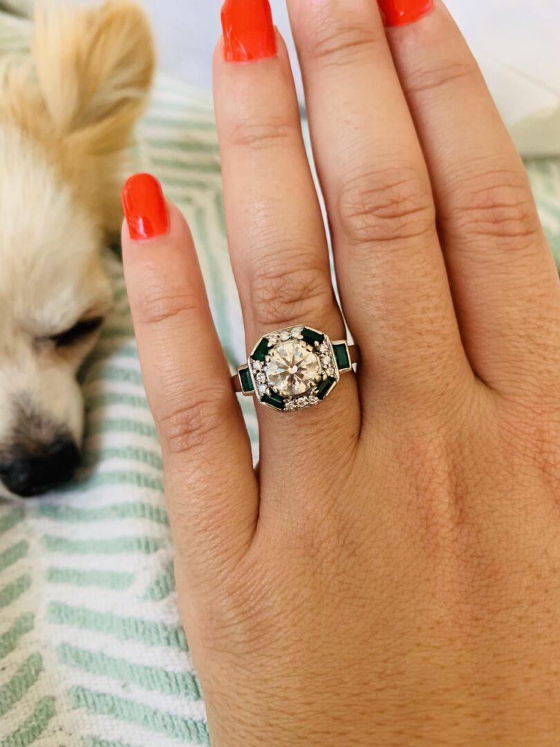 Diamonds by Daniella