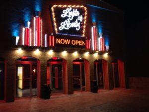 Lights of Liberty Movie Theater