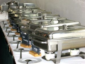the village catering
