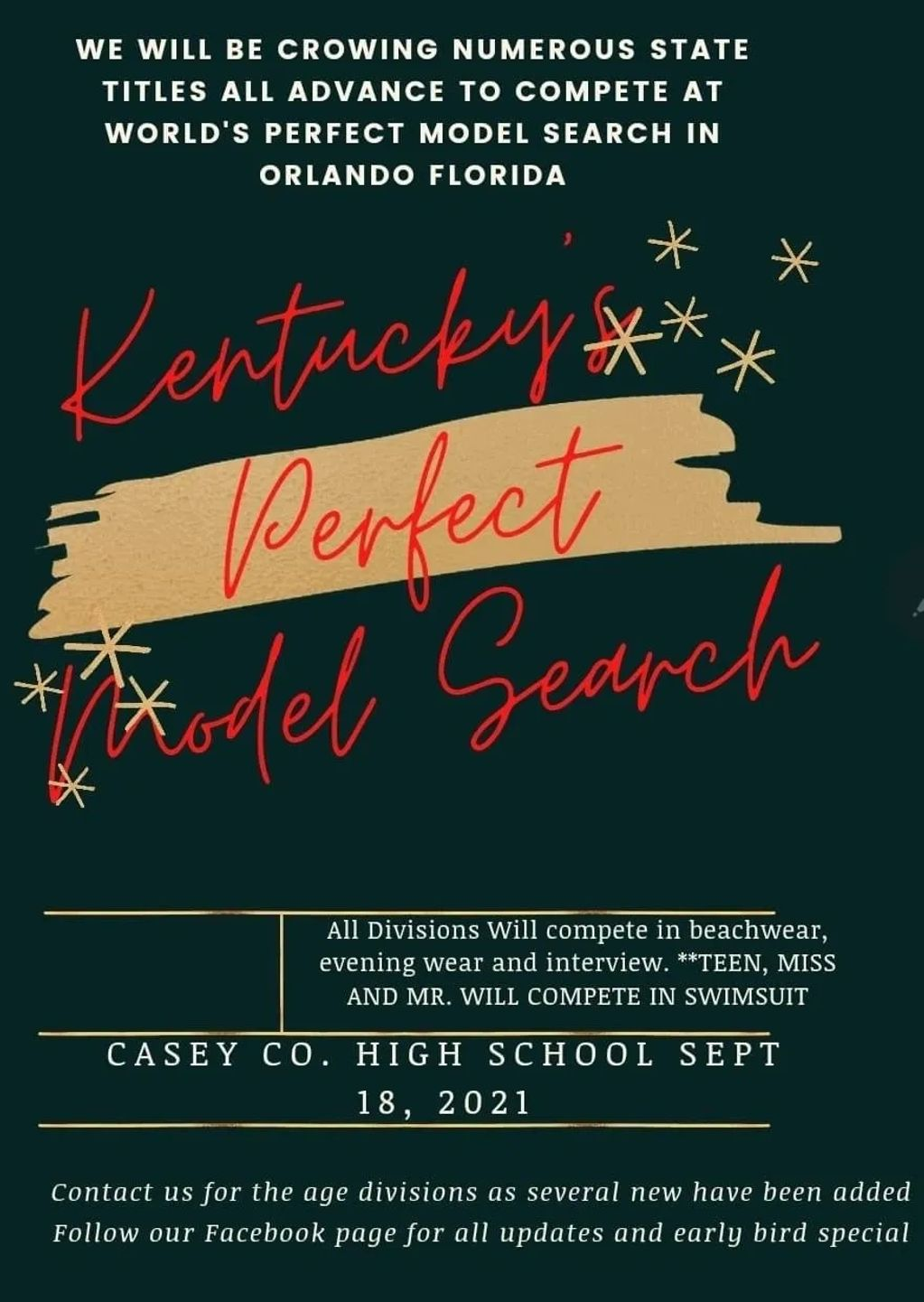 Casey County Apple Festival Pageants & KY's Perfect Model ...