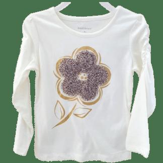 Healthtex Flower Top (Size 4T)