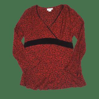 Motherhood Maternity Shirt (Size M)
