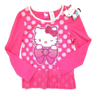 Hello Kitty Top (Size 5T)