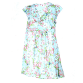 Two Hearts Maternity Floral Dress (Size L)