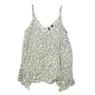 Skye's The Limit Floral Top (Size 2X)