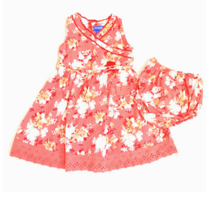 Genuine Kids from OSHKOSH Floral Dress Set