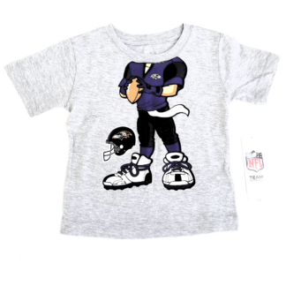 NFL Team Apparel Baltimore Ravens T-Shirt