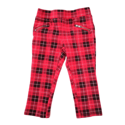 The Children's Place Plaid Pants (Size 18/24M)
