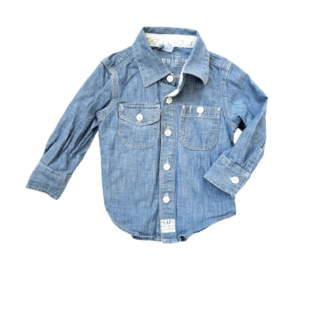 Baby Gap Button Down Shirt (Size 18-24M)