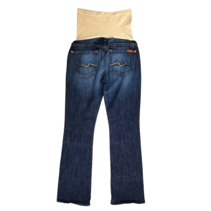 7 For All Mankind Maternity Jeans (Size 27)