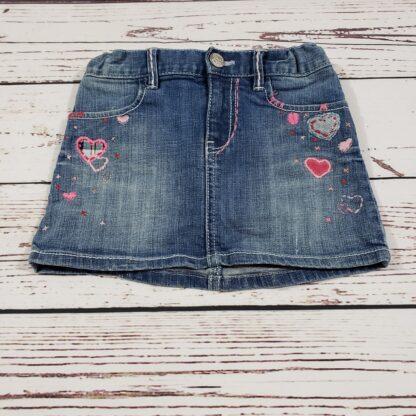Baby Gap Denim Skirt