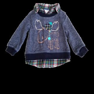 Miniville Shirt (Size 18M)
