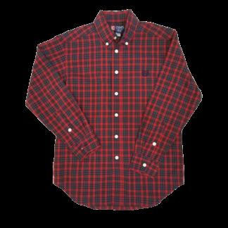 Chaps Button Down Dress Shirt (Size 10/12)