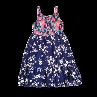 Lucky Brand Floral Dress (Size L)