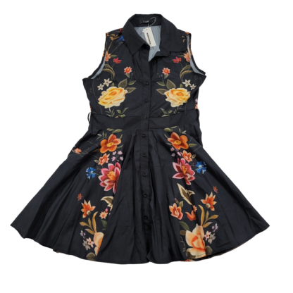 Beautiful dress! New with tags CBR Boutique Floral Dress (Size L)