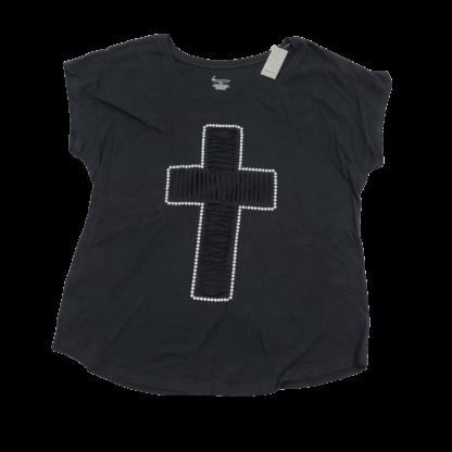 Lane Bryant Cross Top (Size 18/20)