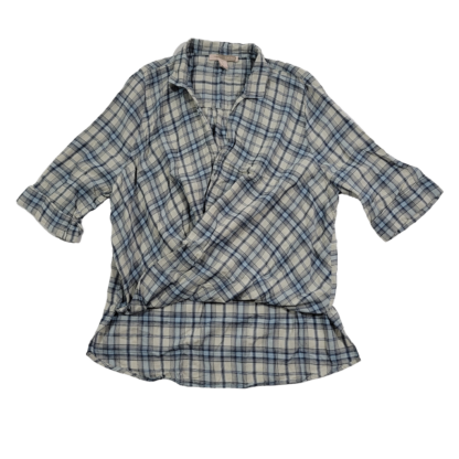 Forever 21 Plaid Shirt (Size S)