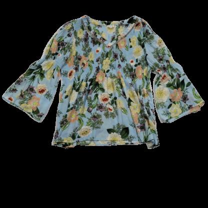 Spense Floral Top (Size L)