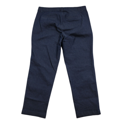 GAP Slim City Crop Pants (Size 12R)
