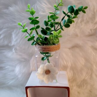 Floral Farmhouse Vase