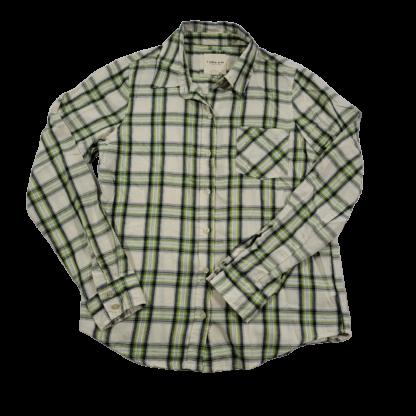 I Love H-81 Button Down Shirt (Size M)