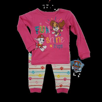 Nickelodeon Paw Patrol Pajamas (Size 2T)