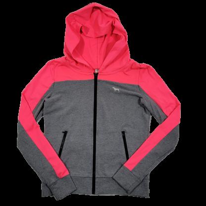 PINK Victoria's Secret Zip Up Hoodie (Size S)