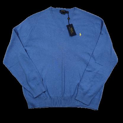 Polo Ralph Lauren V-Neck Sweater (Size L)