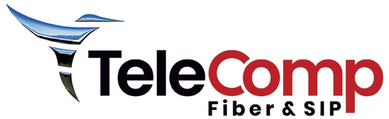 TeleComp Fiber Logo