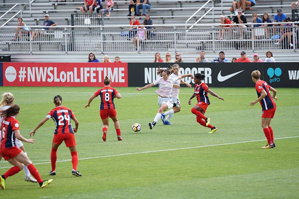 EPR girls soccer
