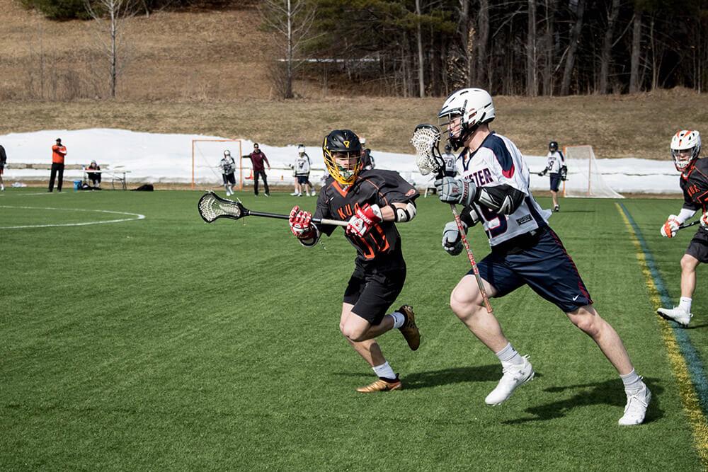 EPR lacrosse