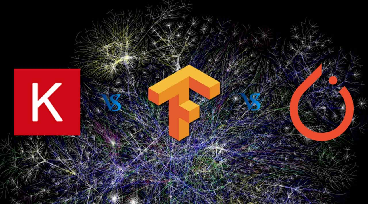 Tensorflow vs Keras vs Pytorch: Which Framework is the Best?