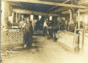 Kropp Furniture Company Fort Smith, 1902