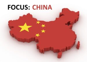 China is hell bent military and economic world domination
