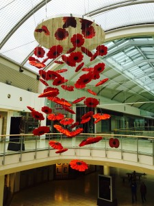 Poppies Metrocentre