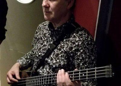Brian in the Studio