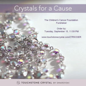 crystals for a cause touchstonecrystal.com/Z7R5CDER