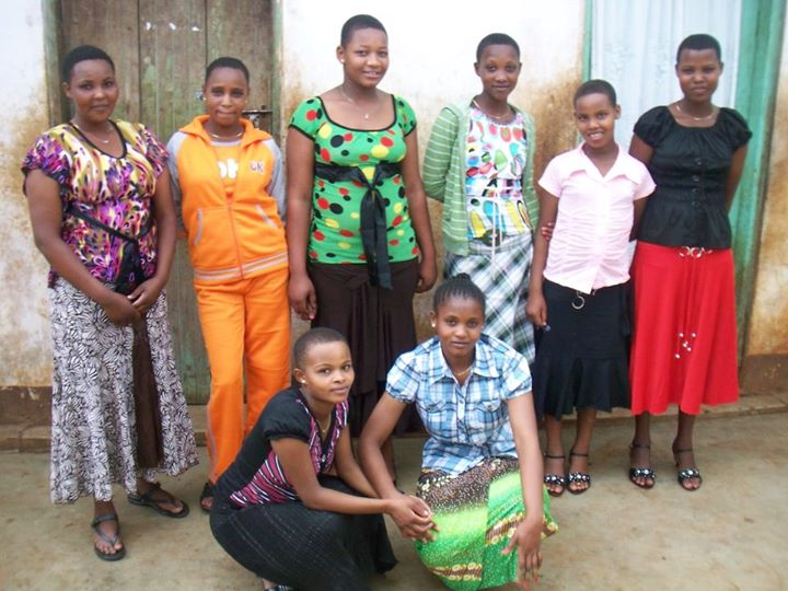 Our girls at MAHOCE sporting their new clothes. Thanks to all who supported our 2011 Clothing drive. It was a great success!!!