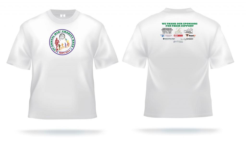 2nd Annual H5K T-shirt