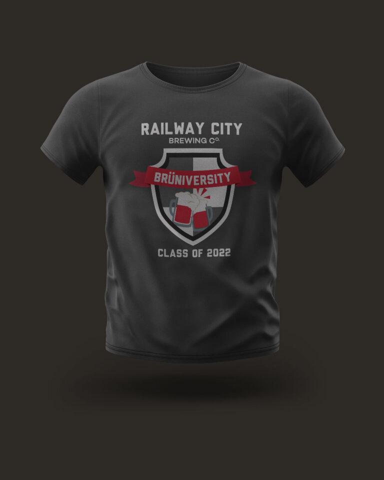 Bruniversity-shirt
