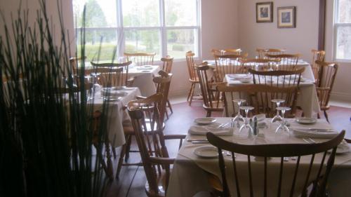 Salle à manger privée