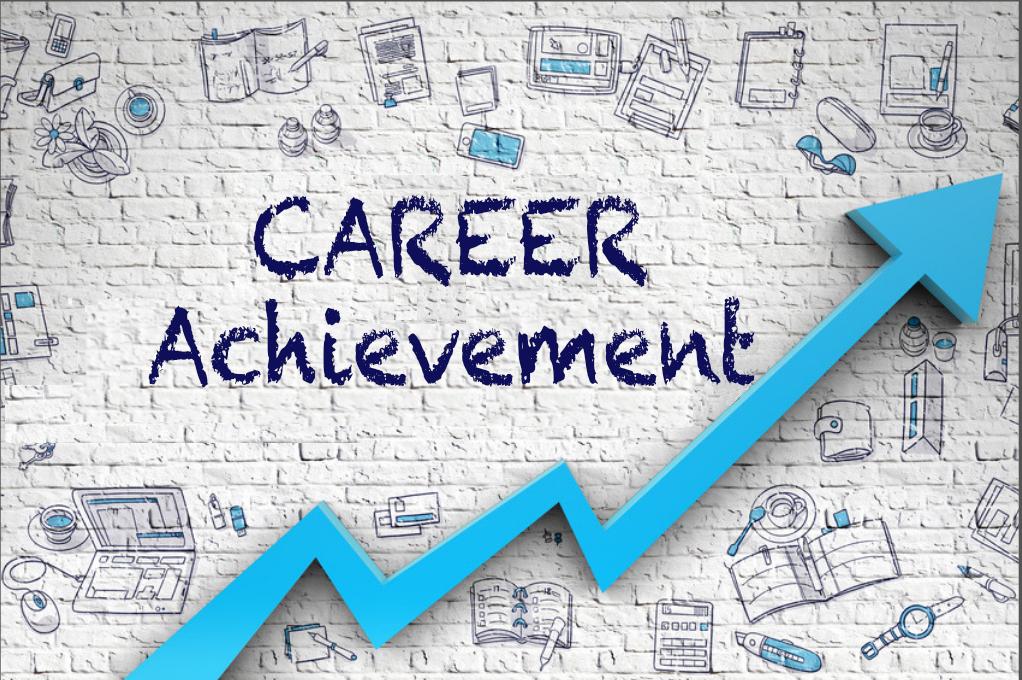 Career Achievement Webinar